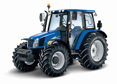 new holland traktör